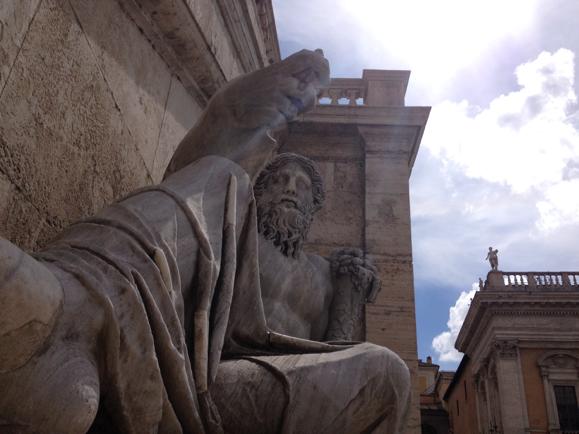 nile statue rome
