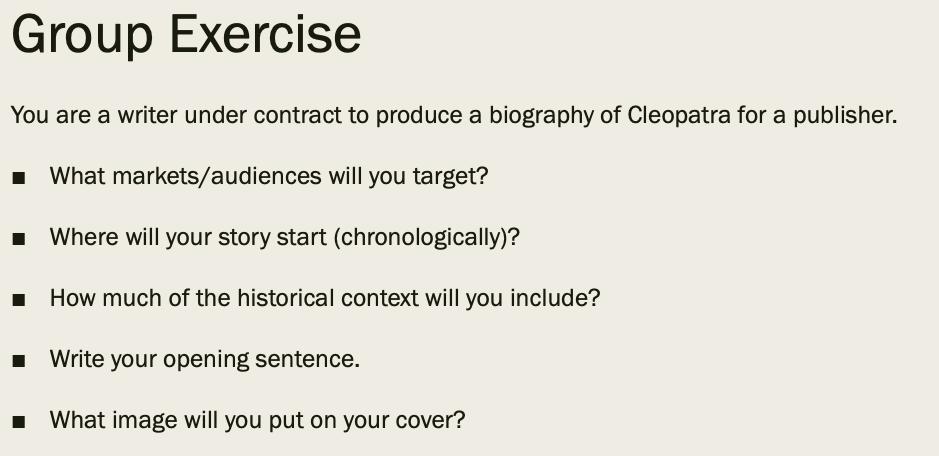 Cleo Biography