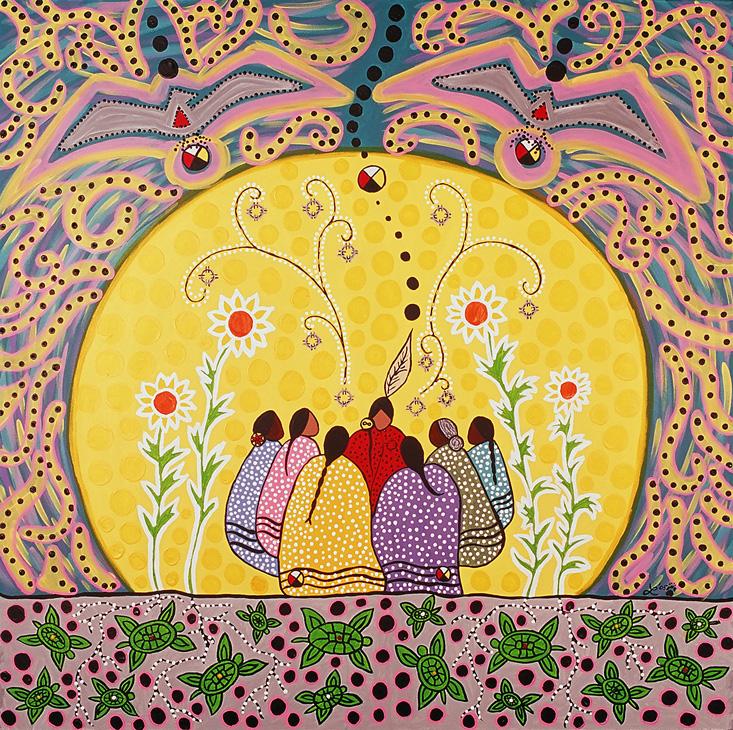Talking Circle Medicine (2005)