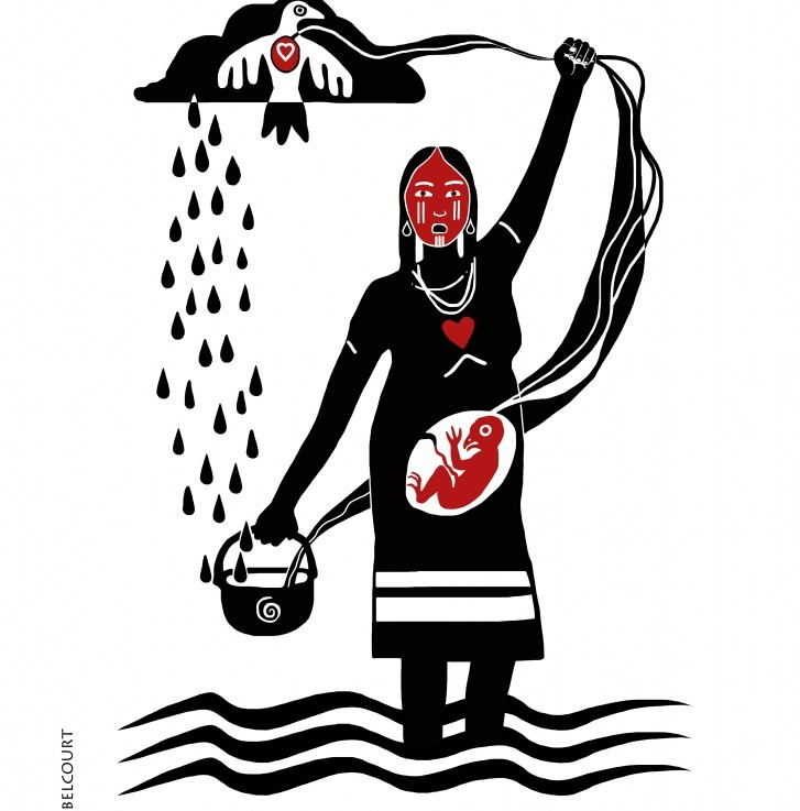 Classicists in Solidarity with the Wet'suwet'en First Nation
